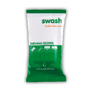 Swash Gold Gloves Bathing Washandjes (parfumvrij)