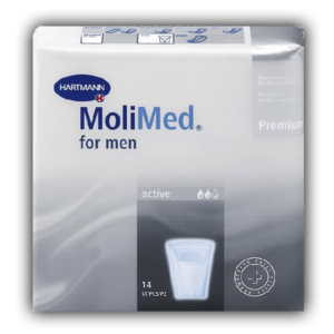 Hartmann MoliMed For Men Active