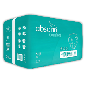 Absorin Comfort Slip Day Medium