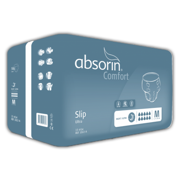 Absorin Comfort Slip Ultra Medium